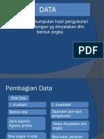 Data Dan Skala Pengukuran