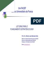 Leituras to Estrategico 2009 Marco 2009