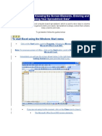 Microsoft Excel TextBook Material 2010Oct