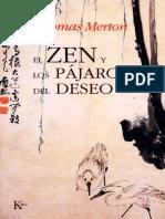 Merton Thomas - El Zen Y Los Pajaros Del Deseo