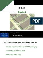 RAM notes