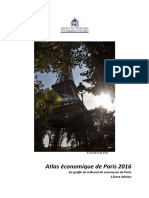 Atlas economique de Paris 2016
