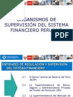 organismo supervisor del sistema financiero