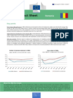 Romania - 2016 SBA Fact Sheet