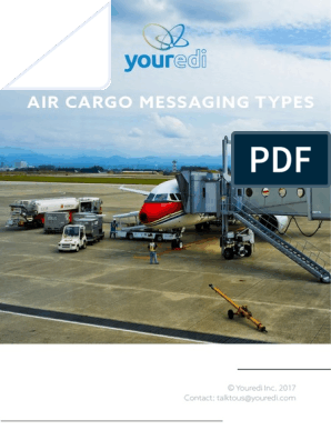 Air Cargo Messaging Types   Electronic Data Interchange