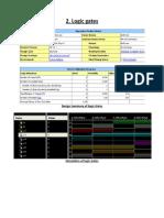 VLSI Lab Simulation Results Printouts dd