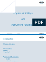 WDXRF Physics and Parameters