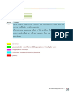 Sample Feedback - Academic IELTS Task 2 Band 6.5