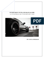 Automobiles Sector Report