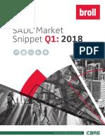 Broll_sadc Market Snippet - q1 - 2018_1