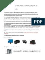 Equipo Informáticos y Sistemas Operativos