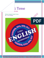 English Grammar Tenses - TIME and TENSE