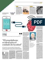 El Smartphone Es Ideal Para El Cuidado de La Salud