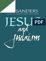SANDERS, E. P. - Jesus and Judaism.pdf