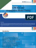 Propagation Model Tuning