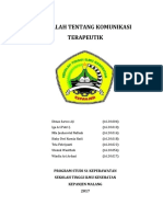 MAKALAH TENTANG KOMUNIKASI TERAPEUTIK.docx