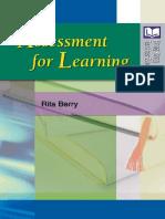 (Hong Kong Teacher Education) Rita Berry-Assessment for Learning-Hong Kong University Press (2008)