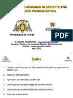 Estudio de Estabilidad de Open Pits Por Métodos Probabilísitcos