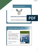 2. RESISTENCIA 2 - CAPITULO 6. ESFUERZOS CORTANTES EN VIGAS - AVAC.pdf