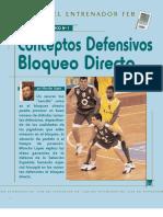 .Defensa Bloqueo Directo