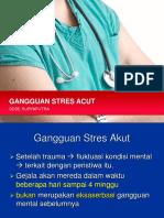 Gangguan Stres Acut