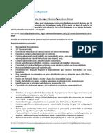 2018-Tecnico Agricolo Junior