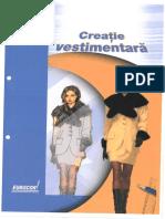 Creatie Vestimentara - Lectia 3