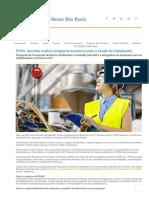 PPRA Docente Explica Programa Essencial Para a Saúde Do Trabalhador - Notícias Senac São Paulo