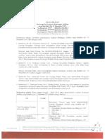List 2013 Auditan Yang Berakhir Per 31 Desember