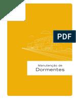 TTMF-007-03 Manutenção de Dormentes