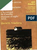 Vassberg, La Venta de Tierras Baldías.