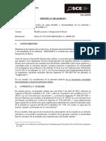 020-18 - Sedalib s.a. - Modif.e Integ.bases