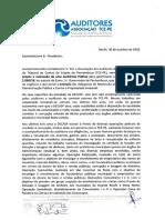 Associação Dos Auditores Do TCE-PE Contra Extinção Da DECASP