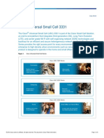 Cisco Residential Signal Box USC3331