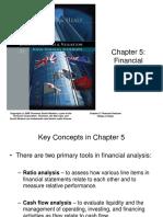Ch. 5 Financial Analysis