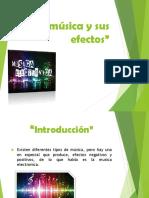 Musica y Efectos