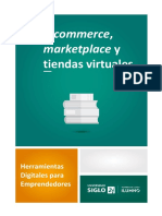E-commerce, Marketplace y Tiendas Virtuales