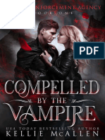 Compelled by the Vampire - Kellie McAllen