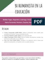 Paradigma humanista en la educación (1)