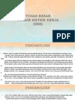 PPT Desain Sistem Kerja