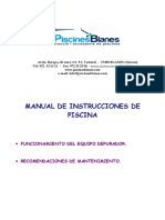 Manual de Instrucciones de Piscina (1)