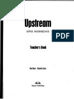 51310406 UPSTREAM Upper Intermediate Teacher s Book