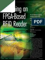 Designing an FPGA-Based Reader - Articulo