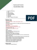 SCV Database 1