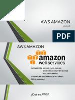 Servicios de Amazon
