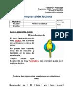 El Loro Leonardo