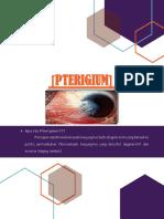 Pamflet Pterigium
