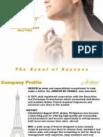 Ardeur Client Business Meeting - Public