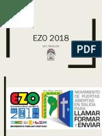 EZO 2018