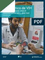 Guia Diagnostico Asesoramiento VIH
